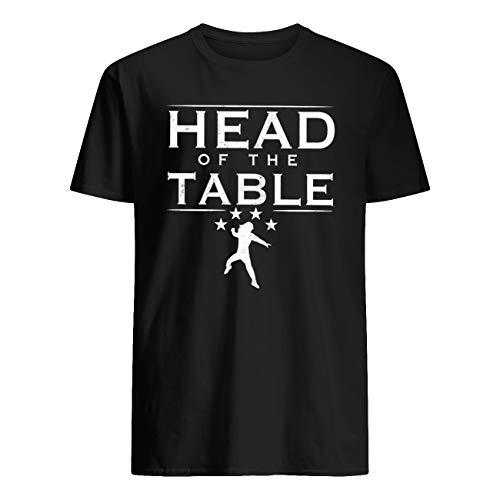 Roman Reigns Head of The Table T-Shirt Gr. XXL, Schwarz