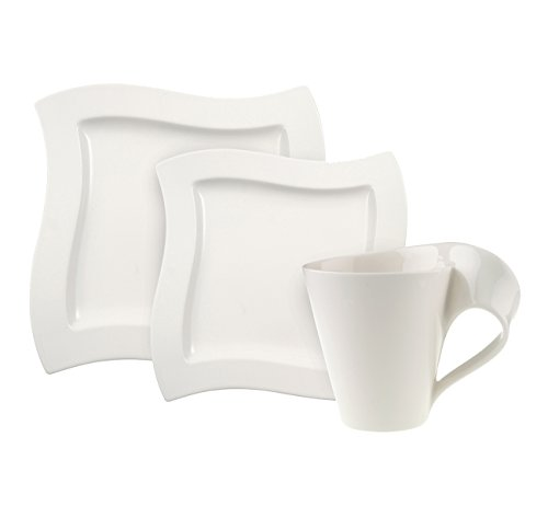 Villeroy & Boch New Wave Place Setting, Service For 4