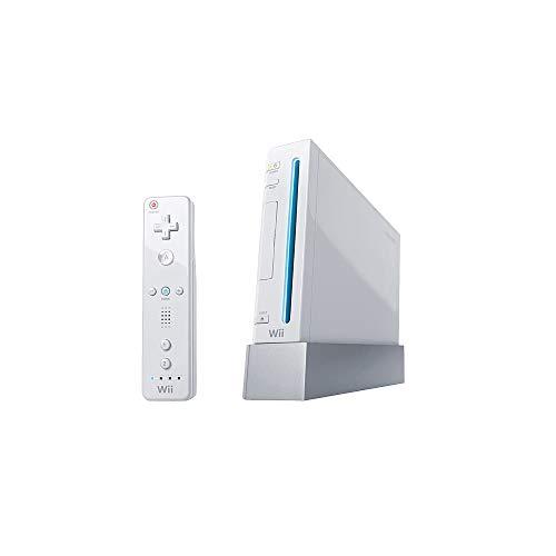 Nintendo Wii Console, White ( Est Model)