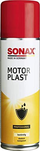 SONAX MotorPlast (300 ml) glänzender Schutzlack für den Motor zur effektiven Werterhaltung | Art-Nr. 03302000
