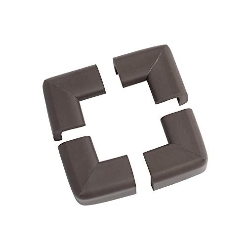 Lot de 4 petits coins en mousse antichoc Chocolat - Prince Lionheart