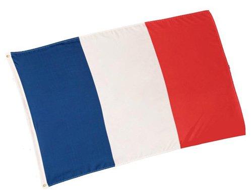 Gran bandera de Francia, 150 x 90 cm