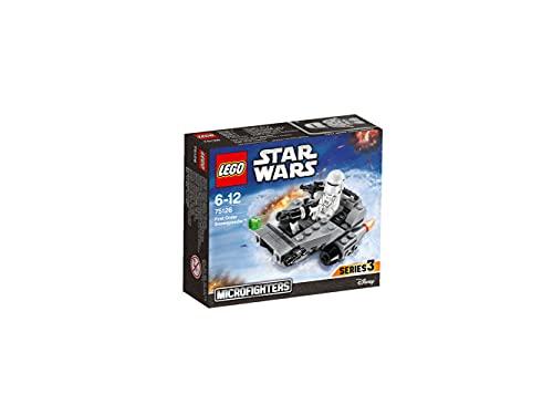 LEGO - 75126 - Le Snowspeeder du Premier Ordre