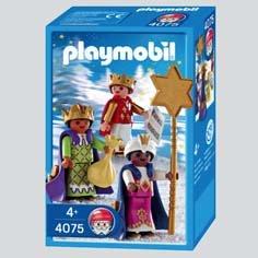 PLAYMOBIL® 4075 - Sternsinger, Heilige 3 Könige [Spielzeug]
