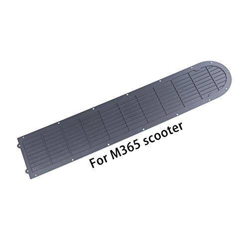 KAPAYONO Scooter Battery Compartment Cover Bottom Plate with Waterproof Ring Special Parts for M365 Pro