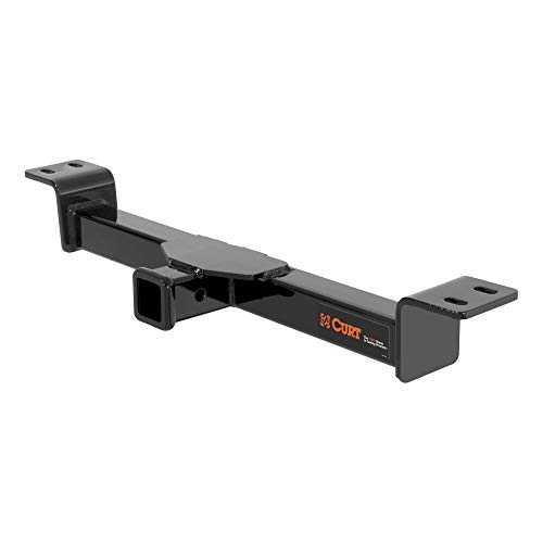 CURT 31198 2-Inch Front Receiver Hitch, Select Toyota Land Cruiser, Sequoia, Tundra