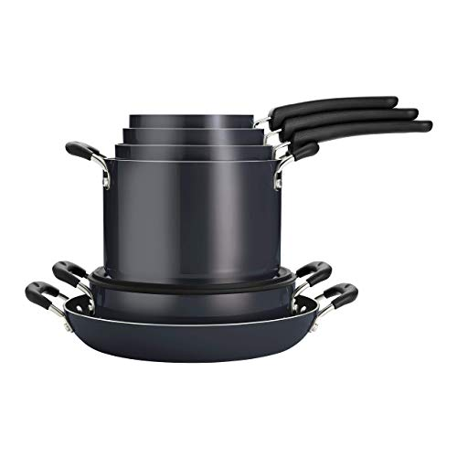 Tramontina Nesting 11 Pc Nonstick Cookware Set