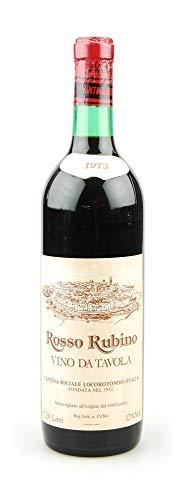 Wein 1973 Rosso Rubino Locorotondo