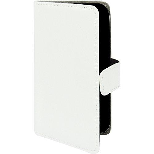Omenex 685780Schutzhülle für Wiko ufeel/ufeel Lite weiß