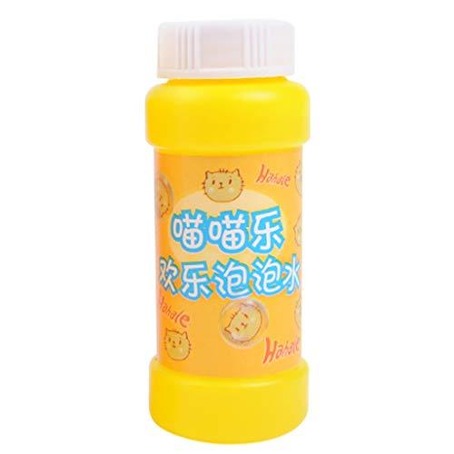 Fugift Pet Catnip Bubbles Gatito Gato Catnip Aceite Esencial Spray Interactivo Excite Juguetes Inofensivos Gatito Burbuja Soplador Aliviar el Estrés