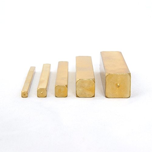 Whiteside Machine 9800 Brass Set Up Gauge Blocks