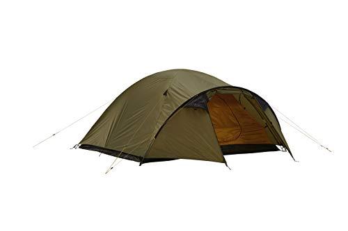 Grand Canyon Topeka 4 - Kuppelzelt für 4 Personen | Ultra-leicht, wasserdicht, kleines Packmaß | Zelt für Trekking, Camping, Outdoor | Capulet Olive (Grün)