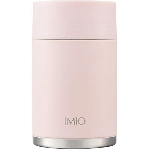和平フレイズ 弁当箱 スープ コンパクトランチポット イミオ 300ml ピンク 真空断熱構造 保温 保冷 IM-0013