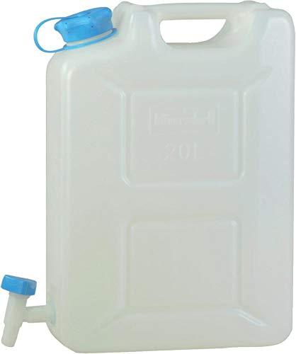 con ONU autorizzazione! TANICA di Benzina 5 LITRI naturale//trasparente