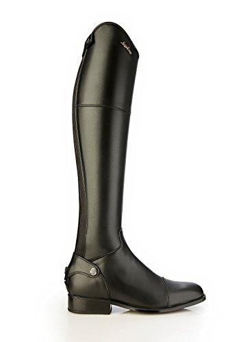 Sergio Grasso Progress Stiefel, hoch, Absolute Black
