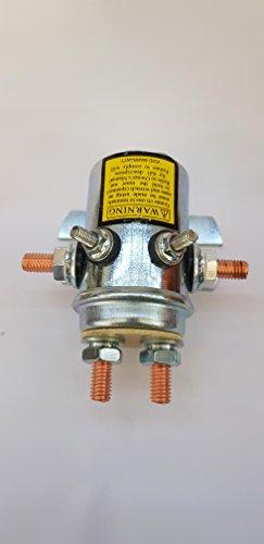 12V 200A Relais Solenoid Elektrische Seilwinden Solenoidrelais