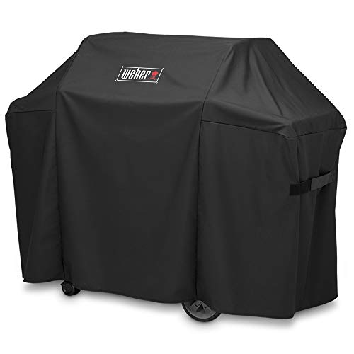 Lowest Price! Grill Cover 7130 for Weber Genesis II 3 Burner Grill and Genesis 300 Series Grills (58...
