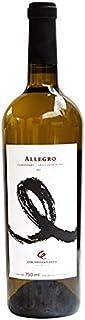 Concierto Enológico, Vino blanco ALLEGRO, Sauvignon Blanc y Chardonnay, vino mexicano valle de guadalupe 3 meses en barric...