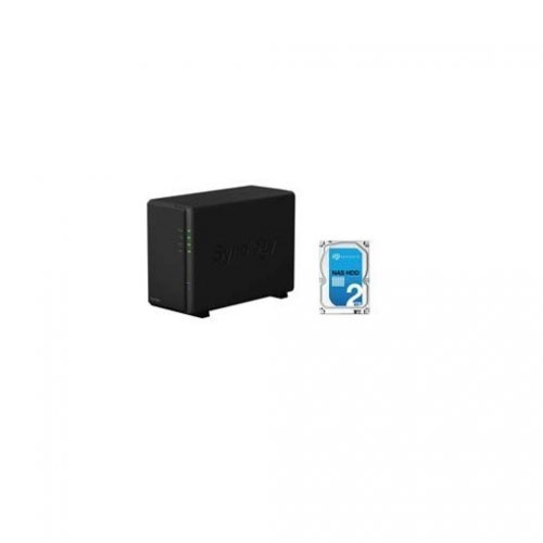 Synology Disk Station DS216play - NAS-Server - 6 TB