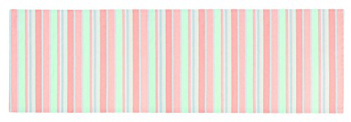 Esprit Home 21458-050-50-170 Chemin de Table, Tissu, pêche, 170 x 50 cm
