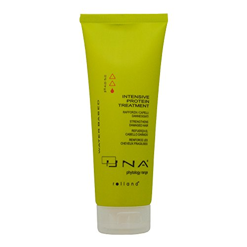 UNA Intensive Protein Treatment 250 ml / 8.8 fl. oz Stressed and Damaged Hair