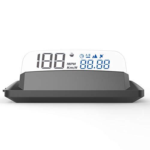 ikikin メーター GPS スピードメーター ヘッドアップディスプレイ G3