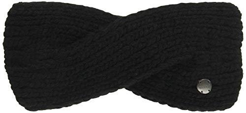 Barts Damen Yogi Stirnband, Schwarz (Nero), One Size (Herstellergröße: Unica)