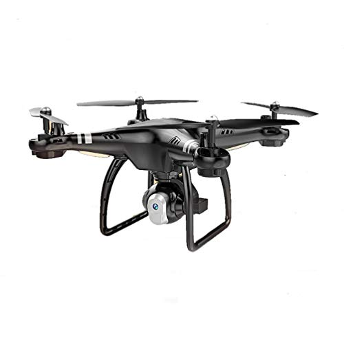 SWEEPID X8 RC Drone con HD 3MP Camera Altitudine Hold One Key Return/Landing/Take Off Headless Mode 2.4G RC Quadcopter Drone, nero