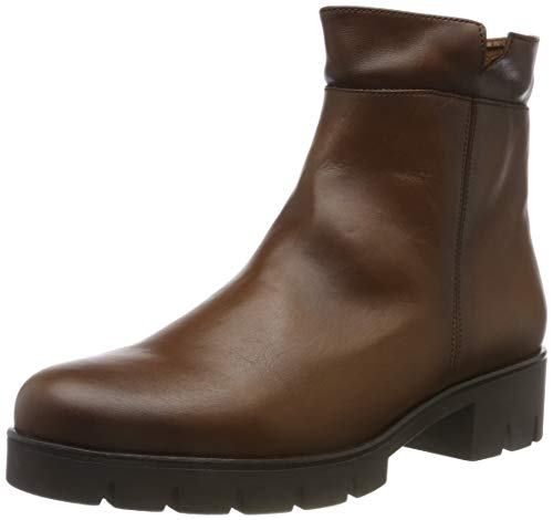 Gabor Shoes Damen Casual Stiefeletten, Braun (Sattel (Effekt) 22), 35.5 EU