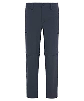 The North Face Men's Convertible Hiking Exploration Outdoor Trouser