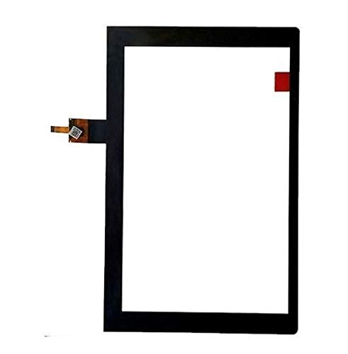 Display a Schermo Piatto Digitale di Vetro/Fit for Lenovo/Fit for Yoga schermata della Scheda 3 YT3-X50-YT3 X50F YT3-X50M YT3-X50L Touch (Color : Black)