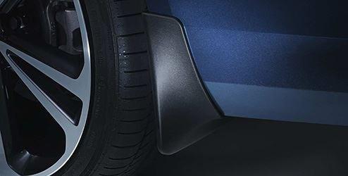Lot de 2 bavettes garde-boue arrière authentiques pour Insignia B Grand Sport - 39077361