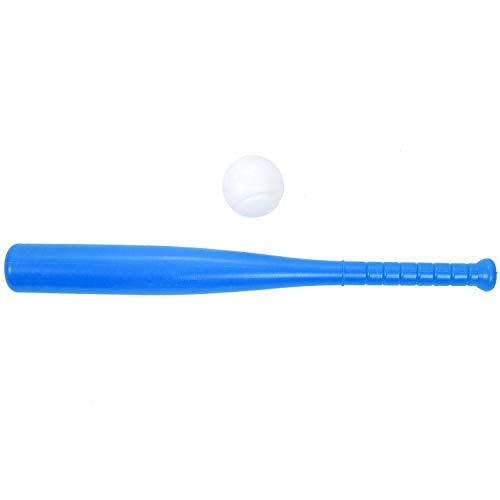 REFURBISHHOUSE Souviner Mazza da Baseball Giocattoli Sportivi Giocattoli per Bambini Mazza da Baseball Blu