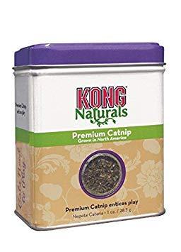 KONG'S-Naturals Premium Catnip 1 oz. SINGLE