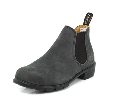 Blundstone Ankle Boot - Women's #1971 - Rustic Black, US 9.0/UK 6.0