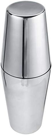 Roestvrijstalen cocktailshaker gebruiksvriendelijke shakerfles multifunctionele wijnshaker cocktail voor thuis800600ML