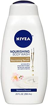 Nivea Nourishing Botanical Blossom Body Wash, 20 Fl. Oz. Bottle
