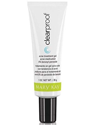 Mary Kay Acne Treatment Gel ~ Acne Medication 5% Benzoyl Peroxide