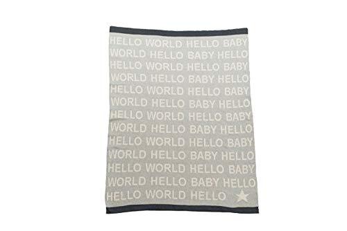 Niu Hello World Hello Baby - Mantas