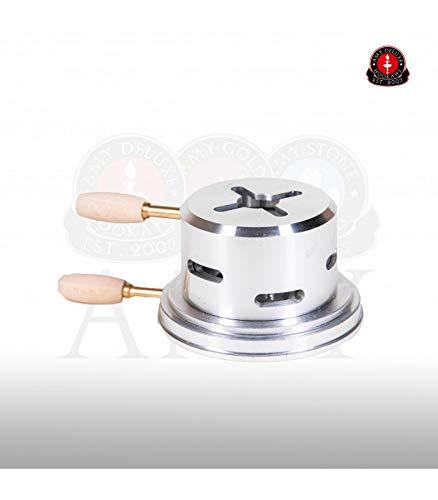 Amy Mini Heat Box   Hitzemanagement (HMD)   Shisha Kopf-Aufsatz für 1 Kohle