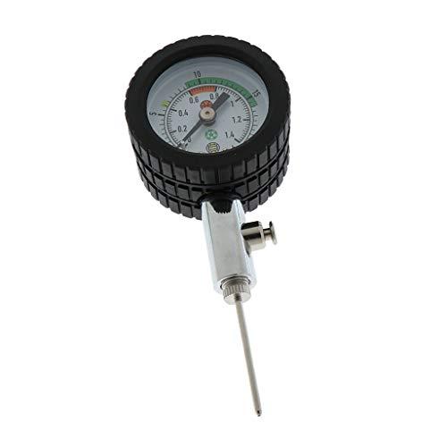 4,5 cm / 1,78 Zoll Ball Manometer Checker