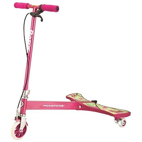 Razor Dreirad Powerwing Caster, rosa, RZ00671