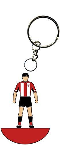 Llavero Jugador Athletic Club (Producto Oficial), Rojo y...