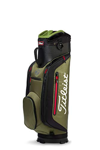 Check Out This Titleist Club 7 Golf Cart Bag