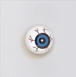 globe occulaire en plastique - yeux de monstre - Halloween Horreur - Jouet