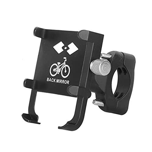 Montaje del teléfono de la motocicleta compatible con la moto Bmw k 1200r El deporte, el teléfono de la bicicleta representa el teléfono de ancho de 2.36-3.93 pulgadas, aleación de aluminio ajustable