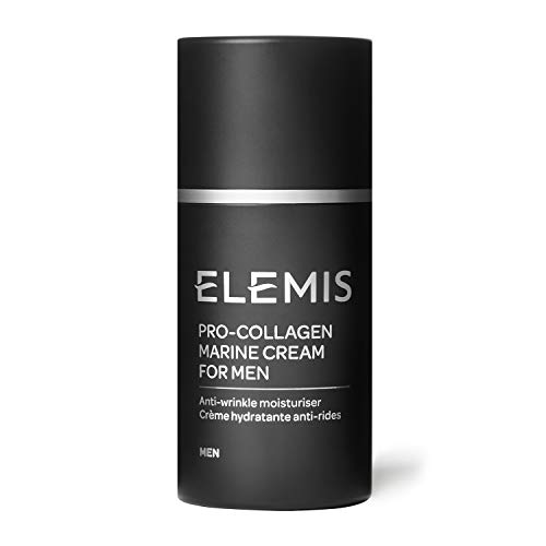 ELEMIS Crema Pro-Collagen Marine for Men, crema hidratante antiarrugas para hombre 30 ml