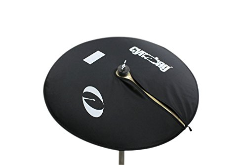 Cymbag CY20BK Case for Cymbals