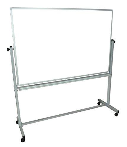Beidseitig mobiles Magnet-Whiteboard (150cm x 100cm)