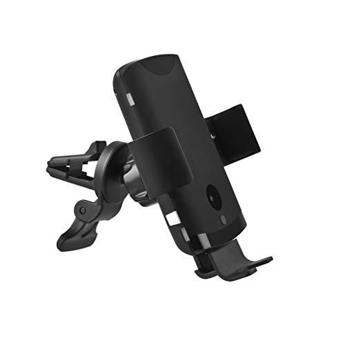 WZHZJ Sensor de Cargador de automóvil inalámbrico rápido AUTOMÓVIL AUTOMÁTICO Soporte de teléfono móvil Universal Aire Acondicionado Puerto Soporte de la Copa de succión